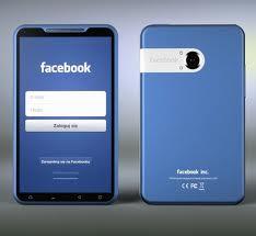 Celular do Facebook
